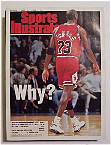 Sports Illustrated-October 18, 1993-Michael Jordan (Image1)