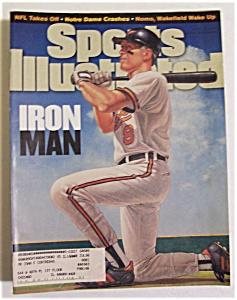 Sports Illustrated-September 11, 1995-Iron Man (Image1)