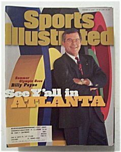 Sports Illustrated-January 8, 1996-Billy Payne (Image1)