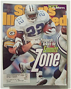 Sports Illustrated-January 22, 1996-Emmitt Smith (Image1)