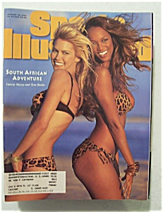 Sports Illustrated-January 29, 1996-V. Mazza/T. Banks (Image1)