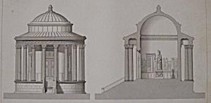 Temple De Vesta A Tivoli (Image1)