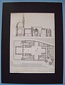 Mosquee D'Hassan, Au Kaire (Image1)