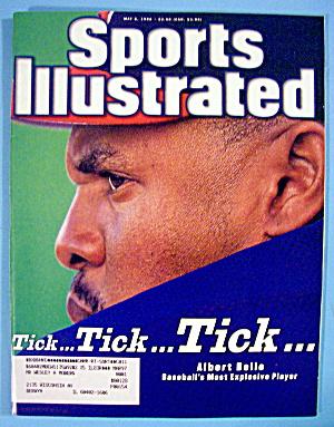 Sports Illustrated Magazine-May 6, 1996-Albert Belle (Image1)