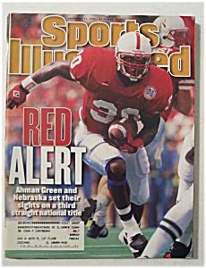 Sports Illustrated-September 16, 1996-Ahman Green (Image1)