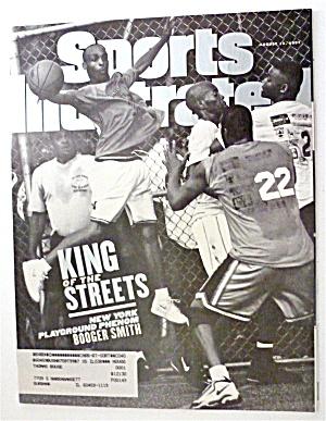 Sports Illustrated Magazine -Aug 18, 1997- Booger Smith (Image1)