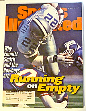 Sports Illustrated Magazine-Oct 13, 1997-Emmitt Smith (Image1)