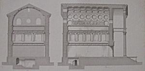Temple De  L'Honneur Et De La Vertu, Pres De Rome (Image1)