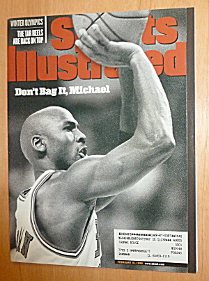 Sports Illustrated-February 16, 1998-Michael Jordan (Image1)