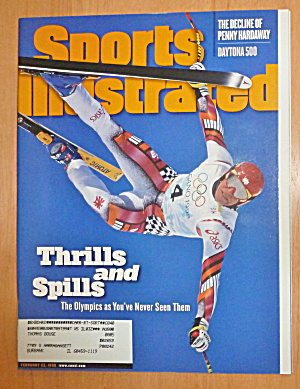 Sports Illustrated Magazine-February 23, 1998-Olympics (Image1)