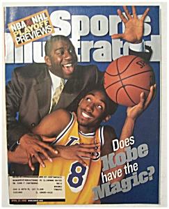 Sports Illustrated Magazine-April 27, 1998-Kobe & Magic (Image1)
