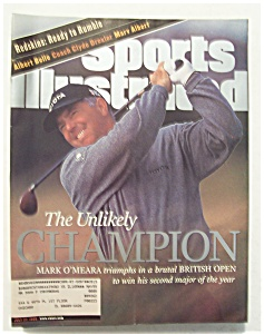 Sports Illustrated Magazine-July 27, 1998-Mark O'Meara (Image1)