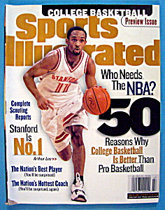 Sports Illustrated Magazine-November 23, 1998-NBA (Image1)