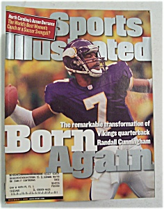 Sports Illustrated Magazine-December 7, 1998-Randall C (Image1)