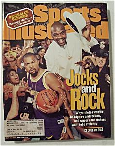 Sports Illustrated Magazine-May 24, 1999-Ice Cube/Shaq (Image1)