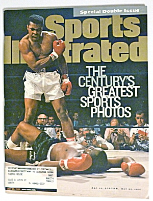 Sports Illustrated Magazine-July 26, 1999-Muhammad Ali (Image1)