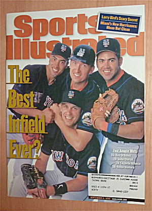 Sports Illustrated-September 6, 1999-4 Amazing Mets  (Image1)