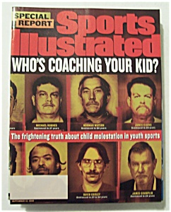 Sports Illustrated-September 13, 1999-Who's Coaching (Image1)