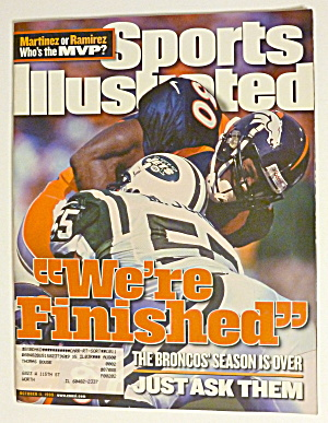 Sports Illustrated Magazine - October 11, 1999 (Image1)