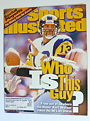 Sports Illustrated Magazine October 18, 1999 Kurt W (Image1)