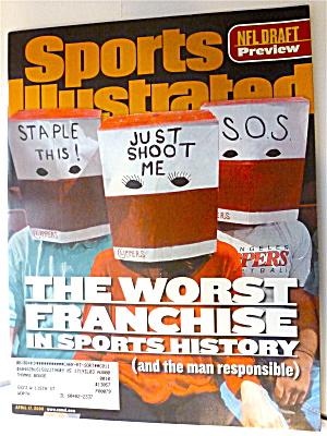 Sports Illustrated Magazine-April 17, 2000-Franchise (Image1)