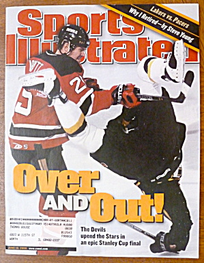 Sports Illustrated Magazine-June 19, 2000-The Devils (Image1)