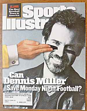 Sports Illustrated Magazine-July 3, 2000-Dennis Miller (Image1)