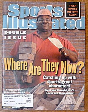 Sports Illustrated Magazine-July 31, 2000-Ref. Perry (Image1)