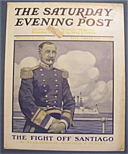 Saturday Evening Post Magazine - August 13, 1904 (Image1)