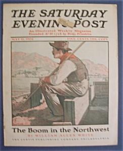 Saturday Evening Post Magazine - May 21, 1904 (Image1)