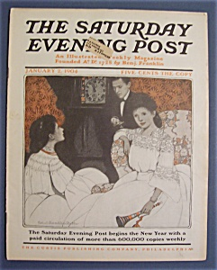 Saturday Evening Post Magazine - January 2, 1904 (Image1)