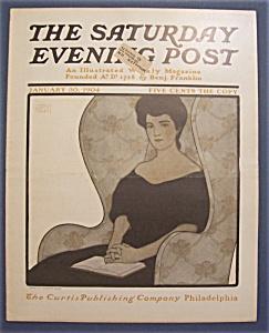 Saturday  Evening  Post  Magazine - January 30, 1904 (Image1)
