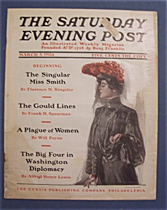 Saturday Evening Post Magazine - March 5, 1904 (Image1)