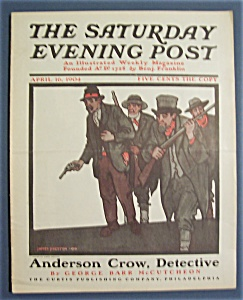 Saturday  Evening  Post  Magazine - April 16, 1904 (Image1)