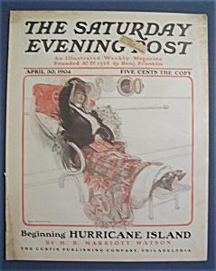 Saturday  Evening  Post  Magazine - April 30, 1904 (Image1)