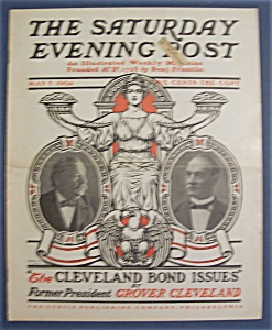 Saturday  Evening  Post  Magazine - May 7, 1904 (Image1)