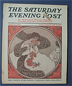 Saturday  Evening  Post  Magazine - May 27, 1905 (Image1)