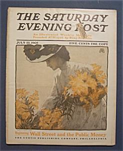 Saturday  Evening  Post  Magazine - July 22, 1905 (Image1)