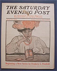 Saturday  Evening  Post  Magazine - July 29, 1905 (Image1)