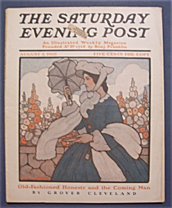 Saturday  Evening  Post  Magazine - August 5, 1905 (Image1)