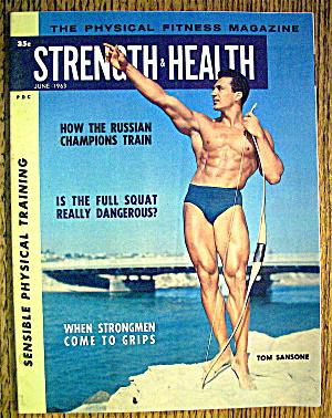Strength & Health Magazine-June 1963-Tom Sansone (Image1)