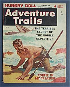 Vintage Adventure Trails Magazine - January  1957 (Image1)