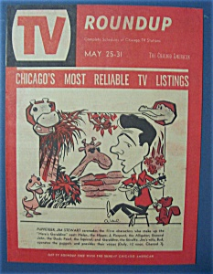 Tv Guide - May 25 - 31, 1958