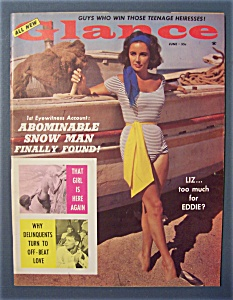 Glance  Magazine - June 1960 (Image1)