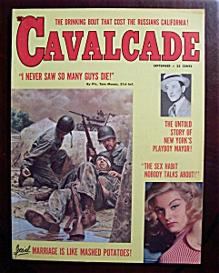 Cavalcade Magazine-september 1960-untold Story Of Mayor