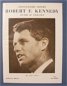 Robert F. Kennedy Photographic Report - 1968