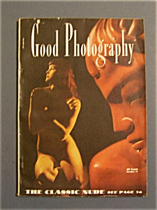 Good Photography Magazine - 1949