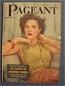 Pageant Magazine - February  1950 (Image1)