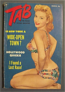 Tab Magazine-march 1953-new York: A Wide Open Town