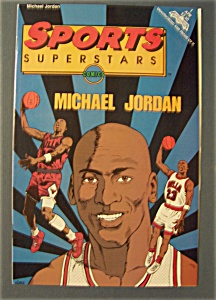 Sports Superstar Comics-1992-Michael Jordan (Image1)